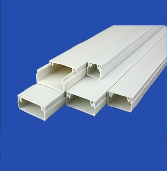 Electrical Pvc Close Slot Cable Trunking Wire Casing 100 40mm Buy Wire Casing Electrical Wire Casing Pvc Electrical Wire Casing Product On Alibaba Com