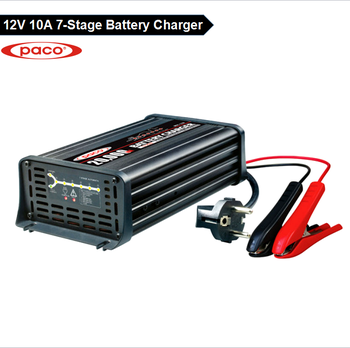 7 Stages Automatic Smart Car Battery Charger 12v 220v 20a With Repairing Function