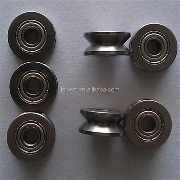 China High Quality 12x50x15mm 6001zz v shaped bearing