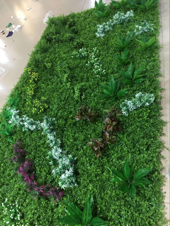 Mur Végétal Artificielle Faux Plante Jardin Artificielle Mousse Mur ...