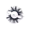 World beauty MJ styles false eyelash glamorous Longer than 25mm mink strips lashes