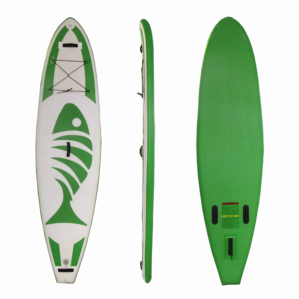 Tiup AQUA Surfing Dayung Papan Inflatable SUP Dewan
