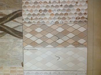 300 * 600 Vente Chaude Design De Carrelage Mural En Céramique Modèle ...