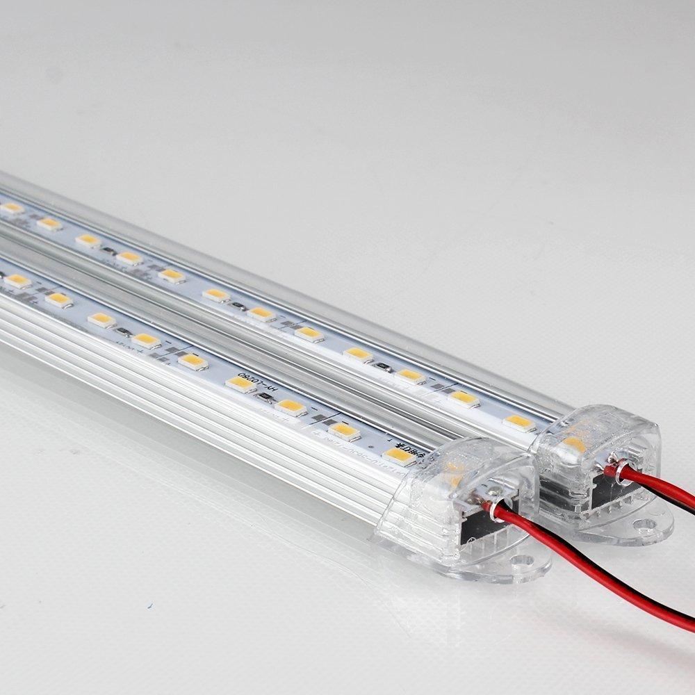 5630 Led Leiste Licht Weiß Warmweiß Smd Starren Licht Schrank Führte ...