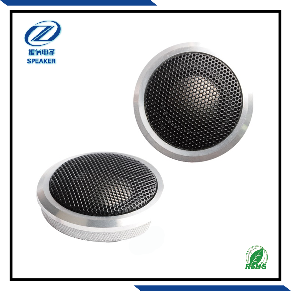 Beste auto audio titanium bullet tweeter speaker systeem super piezo tweeter