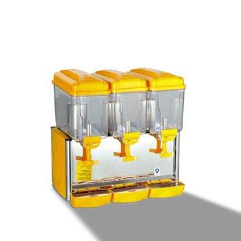 juice dispenser cooler/cold drink mixer,Hot sell juice machine