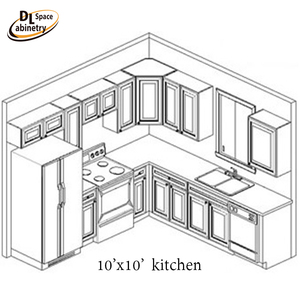 10x10 Kitchen Cabinets 10x10 Kitchen Cabinets Suppliers And