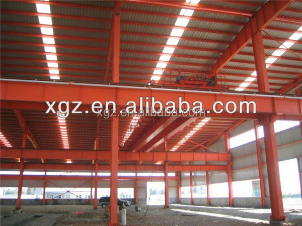 steel structural framework economic welding workshop design