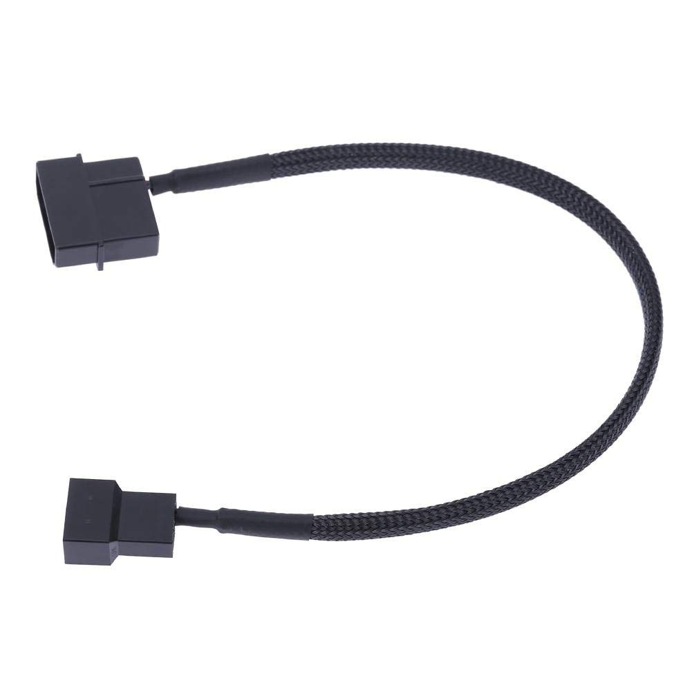 Cheap 4 Pin Pinout Find Deals On Line At Alibabacom 3 Power Wire Schematic Get Quotations 4pin Ide Molex To 1 Port 3pin Cooler Cooling Fan Splitter Cable