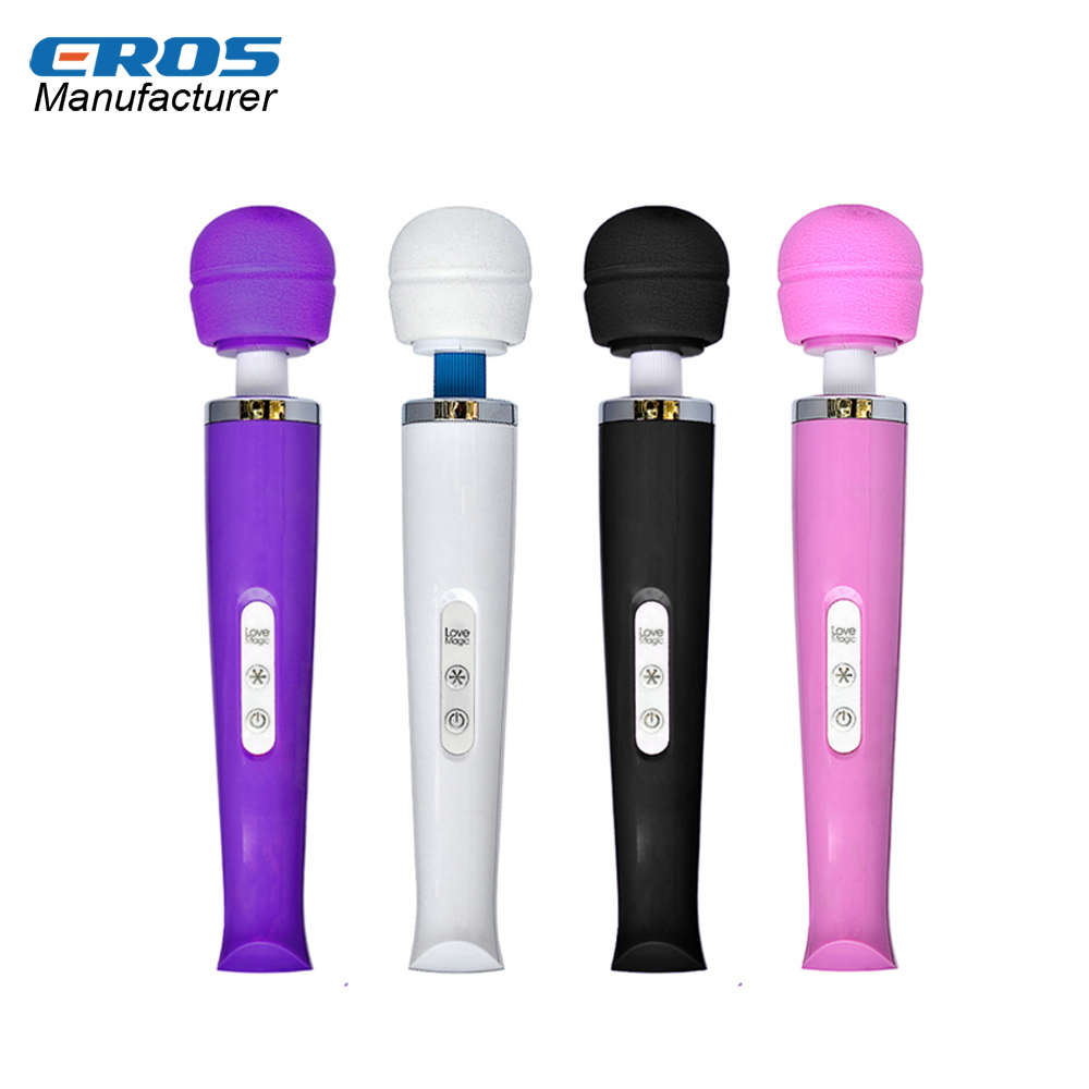 20 Speed Vibration Stick Wired Erotic Magic Wand Vibrator male sex toys Toys Sex Adult