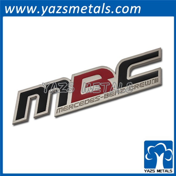 Car Badges Stickers Car Badges Stickers Suppliers And - Car sign with namescustom car logodie casting abs car logos with names brand emblem