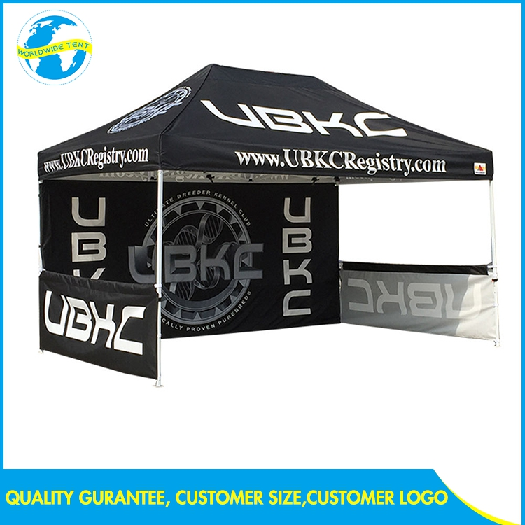 Advertise Commercial Tradeshow Print Stretch Large Event Tent
