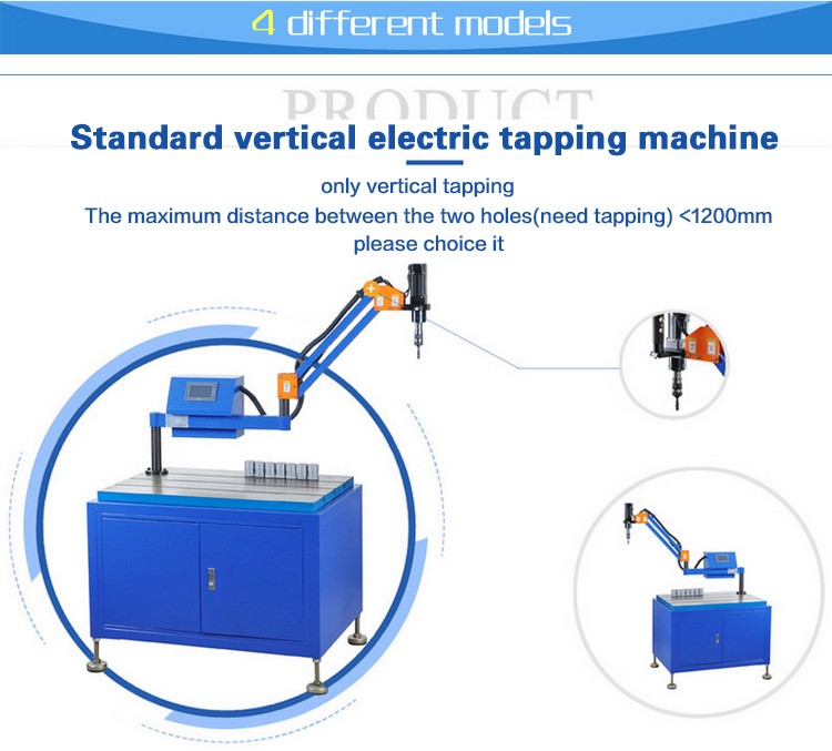 fast tap tapping machine