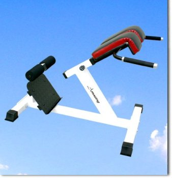 Good AMA 6639 Adjustable Hyperextension Bench, Commercial Sports Fitness  Equipment (size Of Tubing: