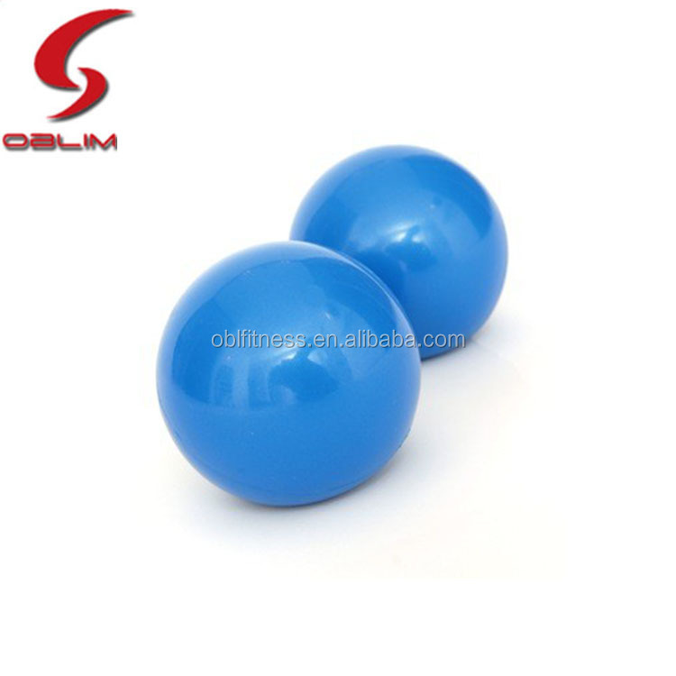 Hot Sale Colorful PVC Sand Filled Weight Ball PVC Toning Ball