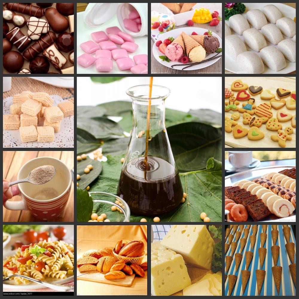 Food Feed Grade Oil Soluble Viscosity Liquid Powder Soy Bean ...