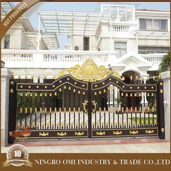Pictures Exterior Sliding Aluminum Gate Alibaba Best