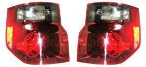 NEW 07 08 Honda Element SC Taillight Taillamp Pair