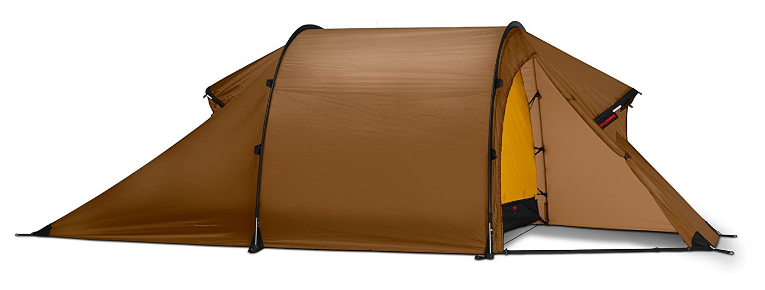 Buy Hilleberg Jannu, 2-person Mountaineering Tent - Sand ...