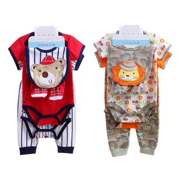 Best Selling Newborn Baby Clothes Summer Set Baby Clothing Set