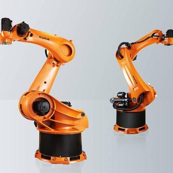 Kuka Industrial Robot Arm Model - Buy Children's Early Education  Robot,Intelligent Robot Toy,Kuka Robot Model Product on Alibaba com