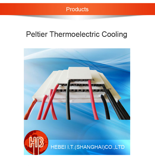 TEC1-12706 peltier module 40*40MM 12V 63W Thermoelectric Cooler