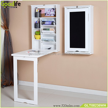 High Quality Wall Mounted Folding Table From Goodlife