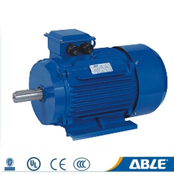 Able electric motor ac 120kw 2800 rpm 220v for compressor for 220v 3 phase motor