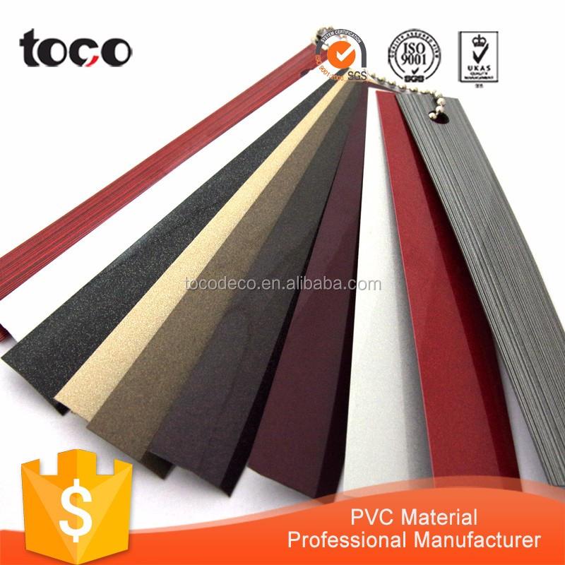 Wood Board Edge Protection Countertop Edging Strip Pvc Banding