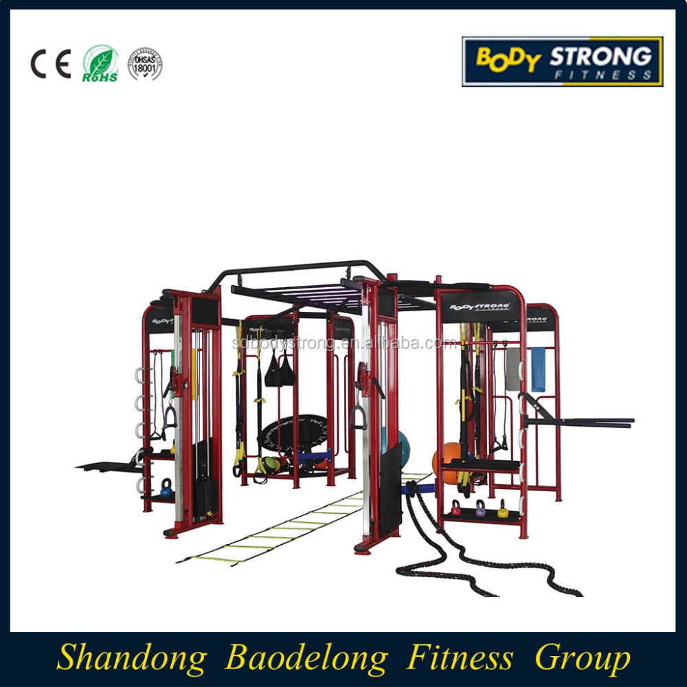 PRO-M360 Commercial Multi Gym Equipment Cross fit