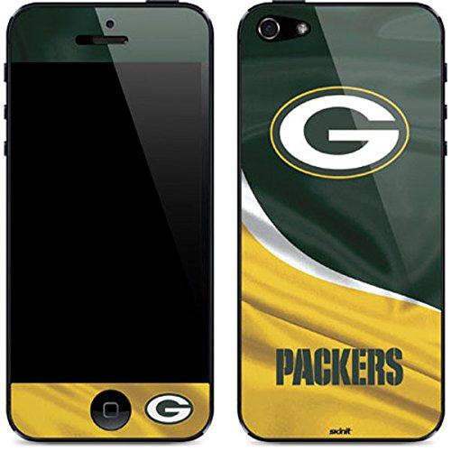 NFL Green Bay Packers iPhone 5/5s/SE Skin - Green Bay Packers Vinyl Decal Skin For Your iPhone 5/5s/SE