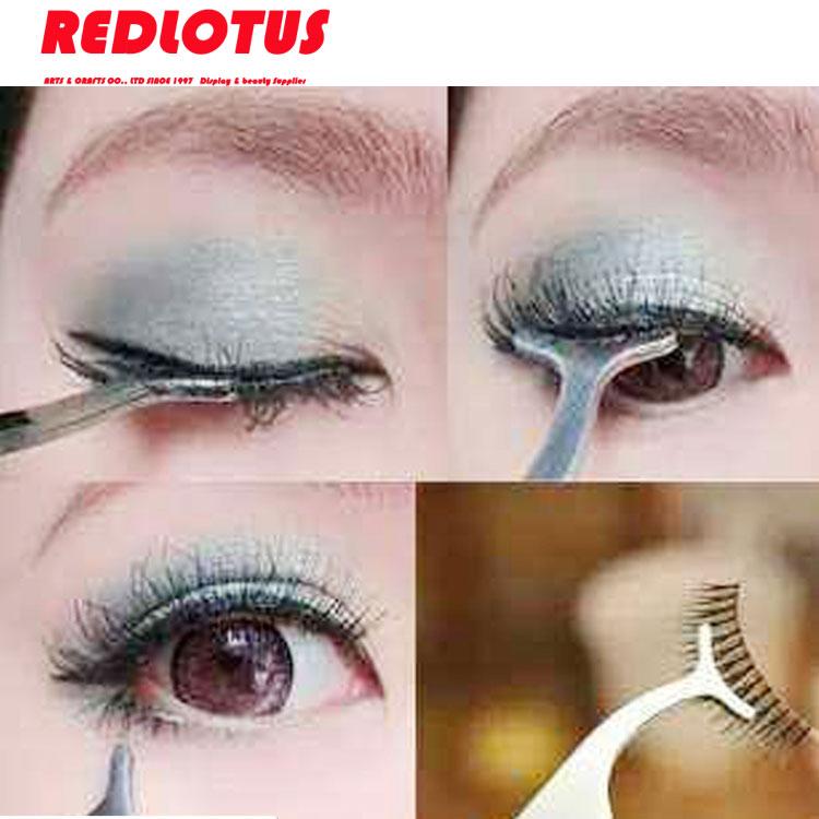 Artificial 3d Eyelash Real Mink Eyelashes Model 21 False Eyelashes