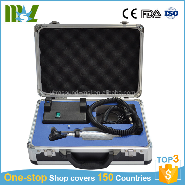 Digital portable mini professional otoscope and ophthalmoscope set MSLEJ07