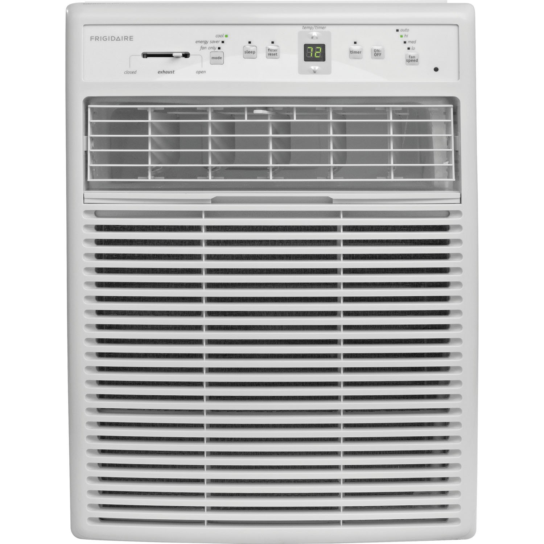 Frigidaire FFRS1022R1 10000 BTU 115-volt Slider/Casement Room Air Conditioner with Full-Function Remote Control