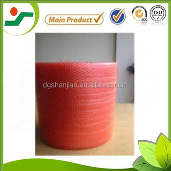 Transparent antistatic air bubble roll/wrap/air cushion roll