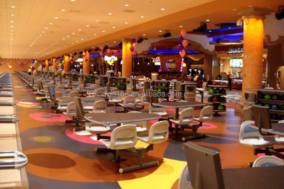 Used Bowling Lanes for Sales at Good Pirce