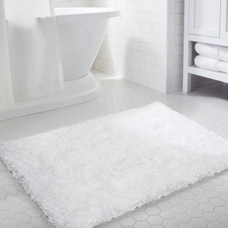comfortable non slip bathroom foot mats designs
