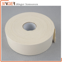 Muslin Wax Strip Cotton Wax Strips For Hair Removal Smooth Disposable Nonwoven Hair Removal wax paper