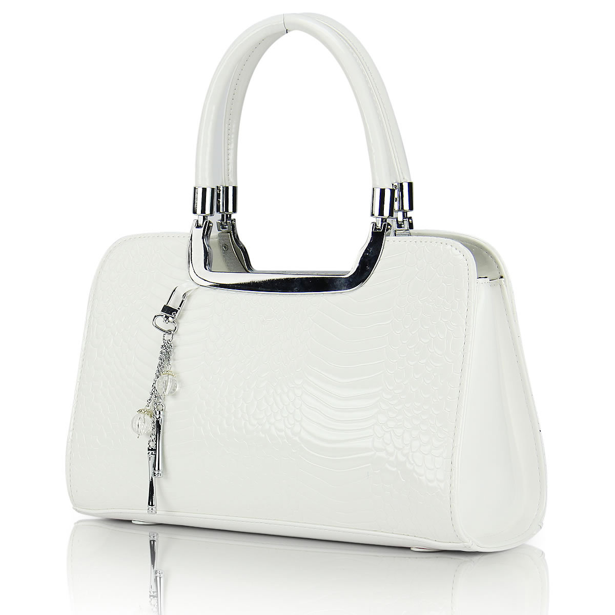 ad649679bcb2 White Handbags Online Shopping - Mc Luggage