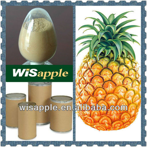 Featured Product GMP,DMF,ISO Natural Bromelain