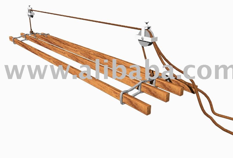 Pulley Drying Rack