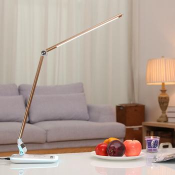 Top Ing Wireless Charging Desk Light Usb Cordless Optional