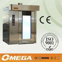 OMEGA gas range with 4 burner & oven/electric bread loaf oven
