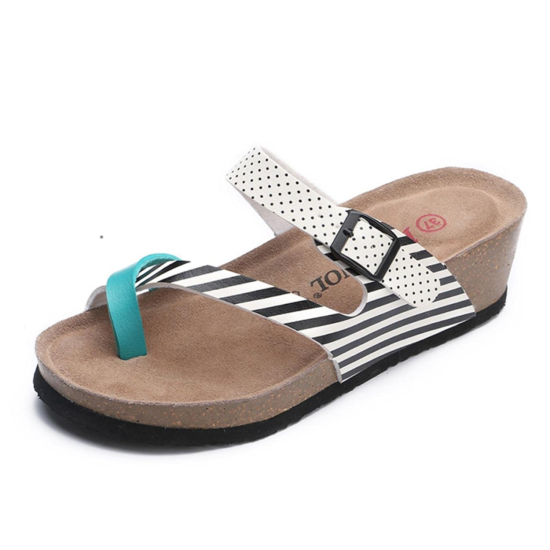 95e276d6a6 Cheap Ladies Cork Sole Sandals, find Ladies Cork Sole Sandals deals ...