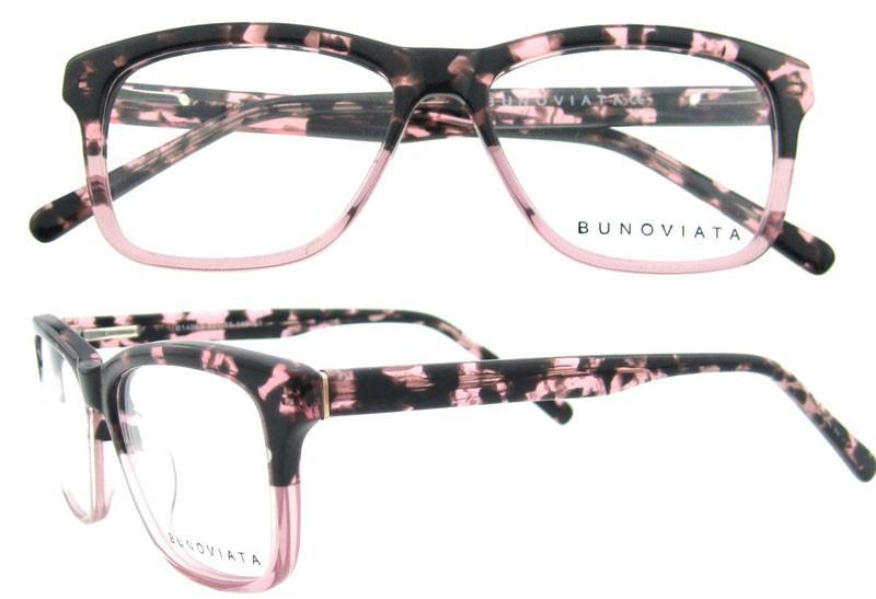Mujeres patron de vidrio marco 2015 gafas graduadas gafas ...