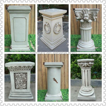 Pillars And Columns For Decoration Outdoor Garden Buy Decoration