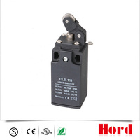 CLS-111 250VAC 10A Pin Plunger Elevator Limit Switch with Stainles Steel Roller