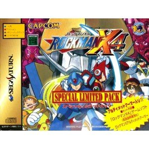 RockMan X4 [Special Limited Pack] [Japan Import]