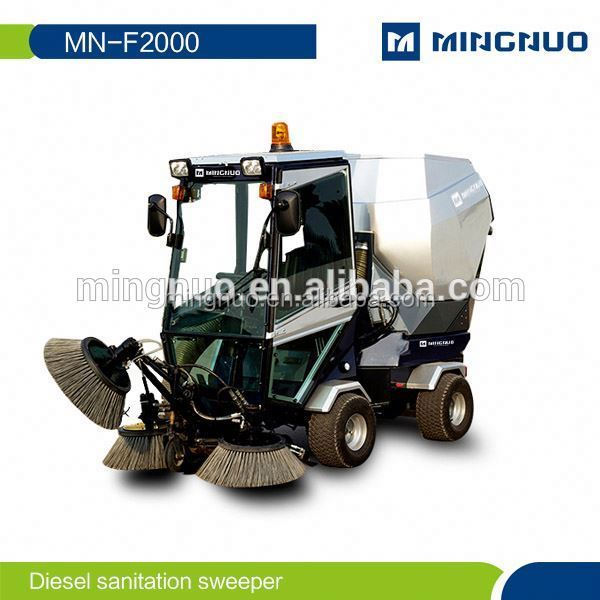 3 in 1 Snow Sweeper,Manual Sweeper,Road Sweeper Cleaning Equipment