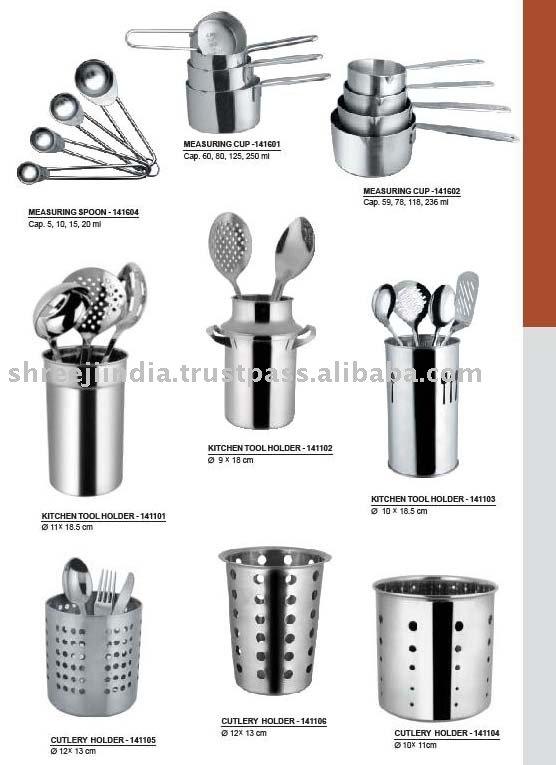 Herramientas de cocina utensilios juegos de herramientas for Kitchen utensils in spanish